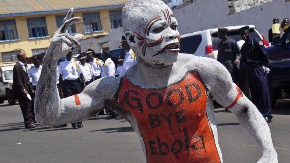 good  bye ebola